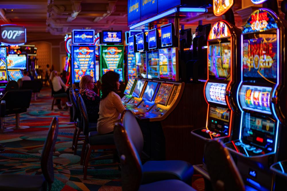 Tema Mesin Slot Populer Di Casino